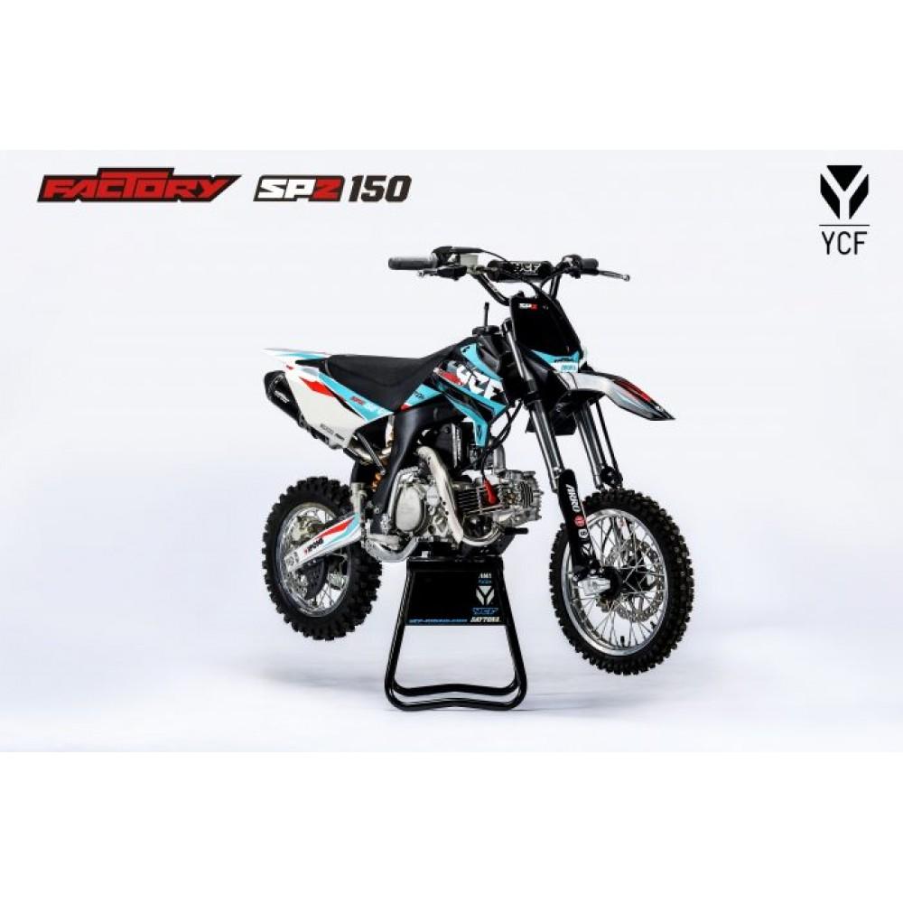 Resa nu YCF pitbike dealer!