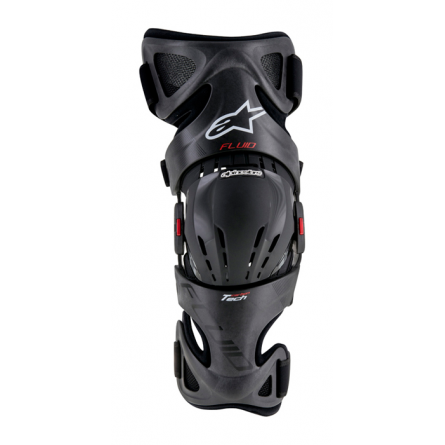Alpinestars | Fluid Tech Carbon Kniebrace Rechts