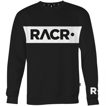 RACR | Sweater Zwart