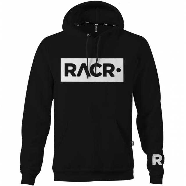 RACR | Hoody Zwart