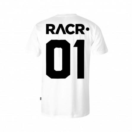 RACR | T-shirt 01 Wit