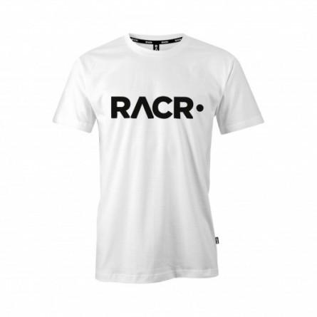 RACR | T-shirt Wit