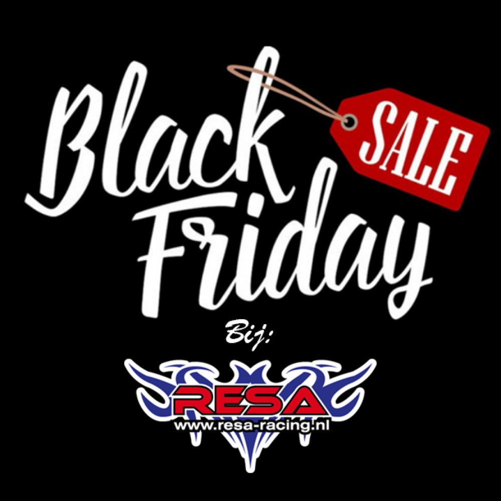 Black Friday Bij Resa!