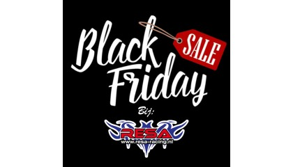Black Friday Bij Resa!