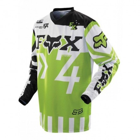 Fox | 180 Anthem Set Groen