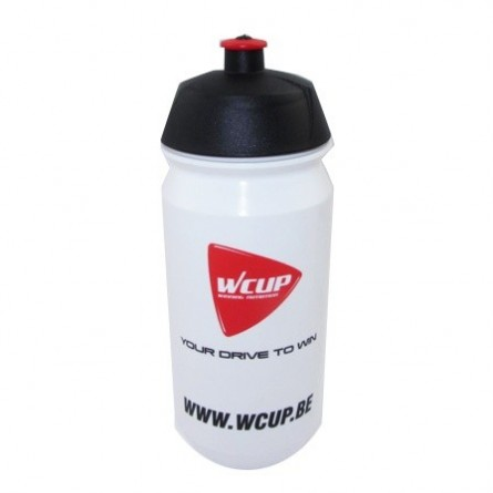 WCup | Bidon Wit 500ml