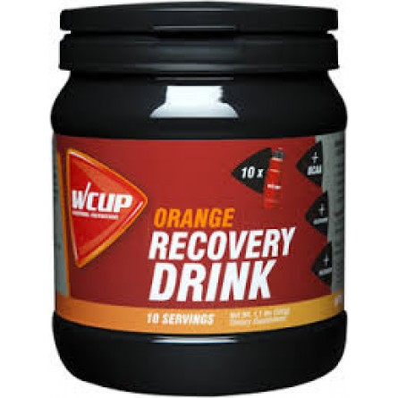 WCup | Recovery Drink Orange 500gr