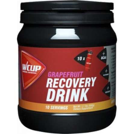 WCup | Recovery Drink Grapefruit 500gr