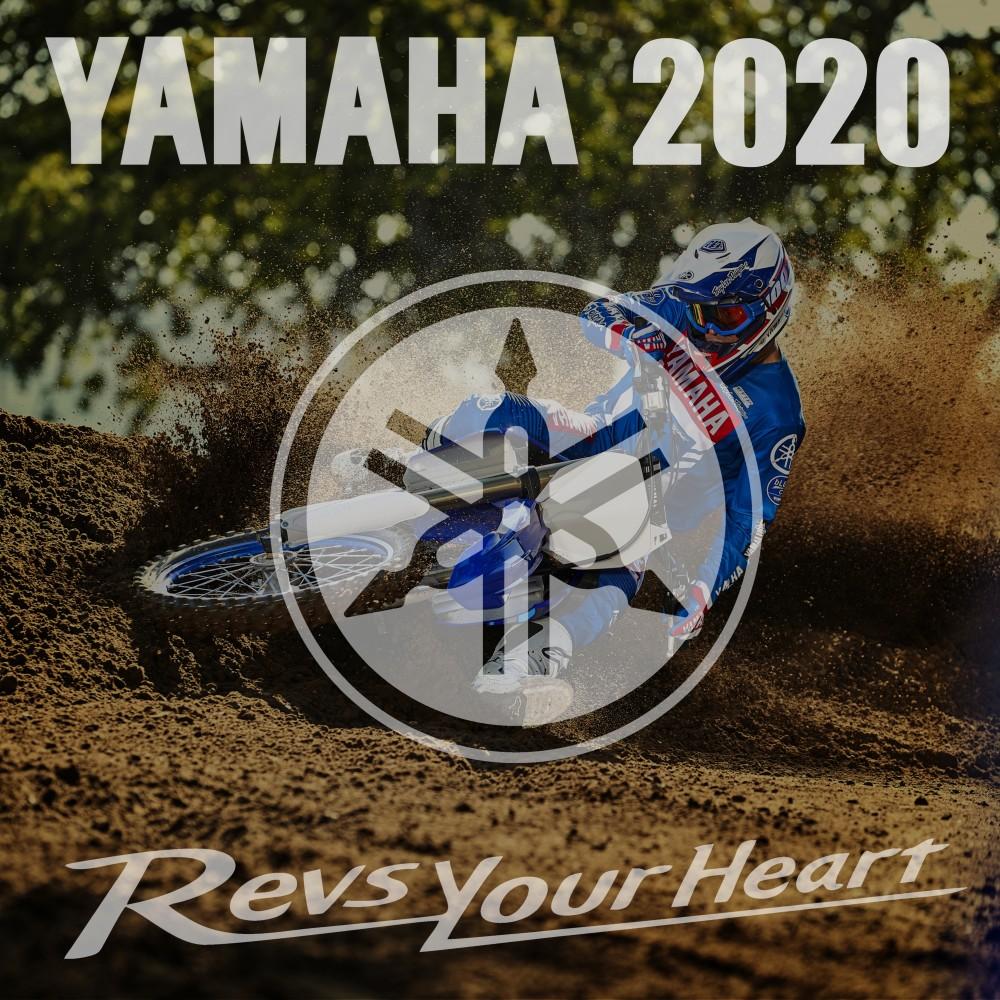 Yamaha presenteert de 2020 YZ serie