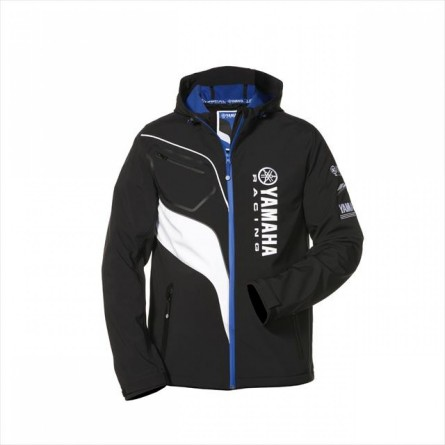 Yamaha | Paddock Blue Soft Shell Jacket