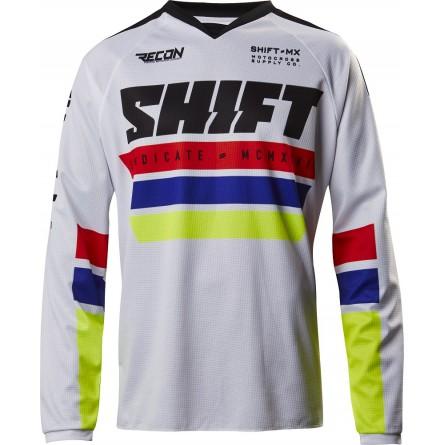 Shift | Recon Phoenix Jersey White