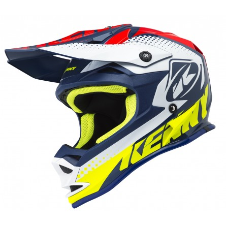 Kenny | Kids Performance Helmet Navy Red  L