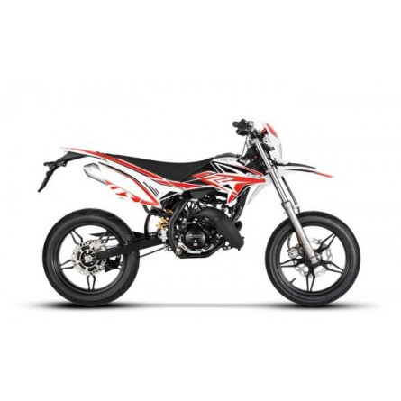 Beta | Brommer Motard RR 2T 50cc Wit