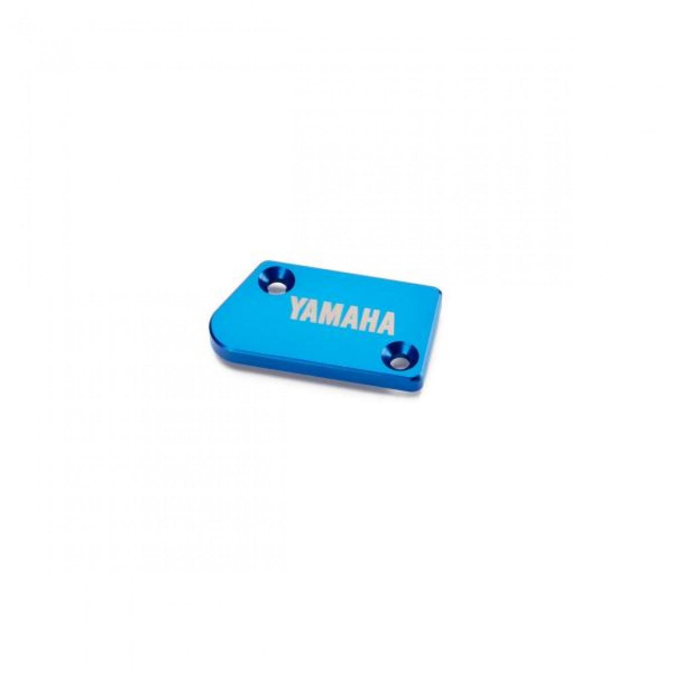 Yamaha   GYTR Voorremreservoirdeksel Blauw