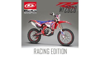 Beta lanceert de nieuwe RR Racing My 2020 op de markt!