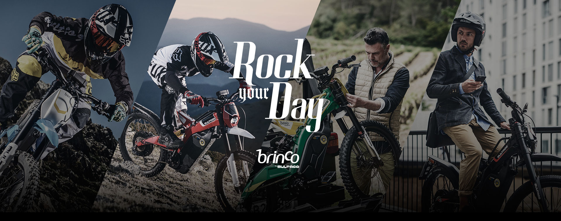 Bultaco Brinco Rock your Day