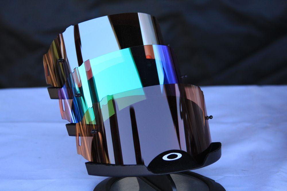 Resa-Racing Oakley Prizm glas