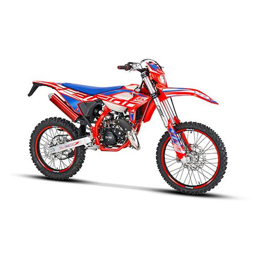 Beta | Brommer Motard RR 2T 50cc Wit